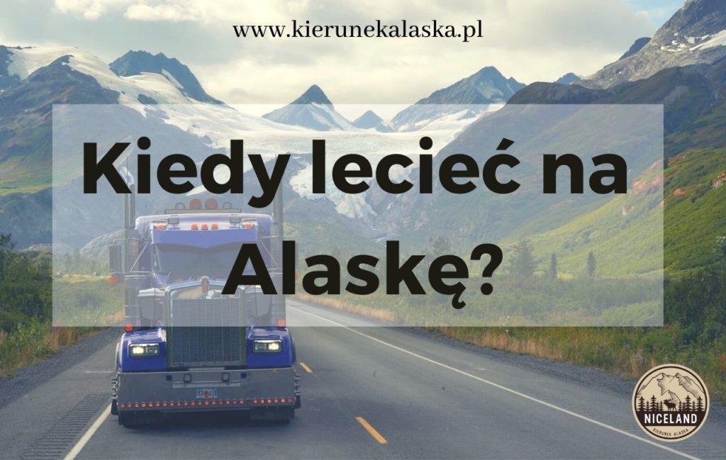 o pogodzie na alasce