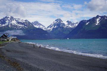 seward na alasce widoki